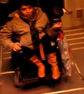 Reisen als Rollstuhlfahrer in der Bahn