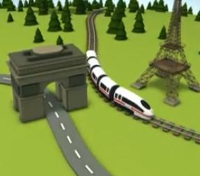 Umweltschutz bei der Bahn