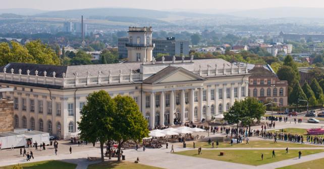 Das Fridericianum in Kassel