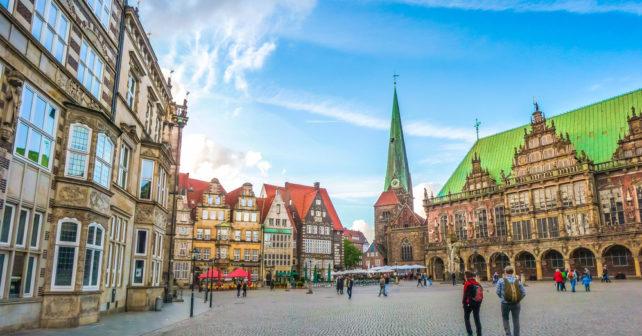 Altstadt von Bremen