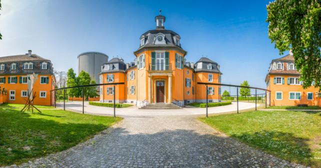 Eremitage Waghäusel Karlsruhe