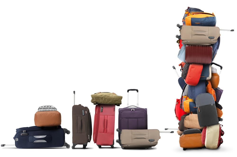 Bahn Gepäckservice - Reisegepäck