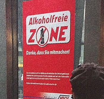 Alkoholverbot im Hamburger Nahverkehr