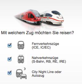 Der Angebotsberater der Bahn