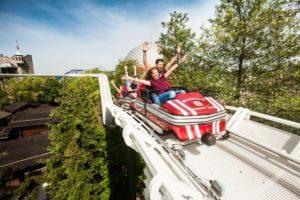 Schweizer Bobbahn Europapark Rust