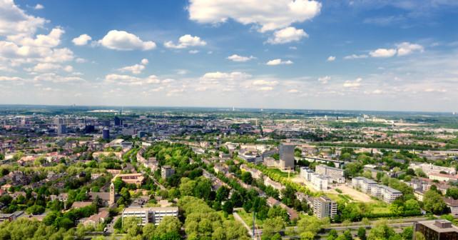 Dortmund Stadtansicht