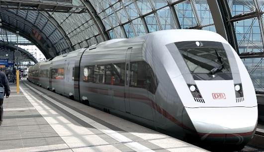 ICx neuer Schnellzug der Bahn