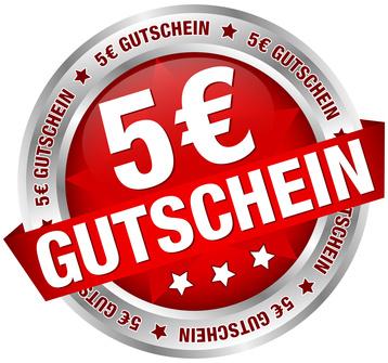 Bahn 5 Euro eCoupon
