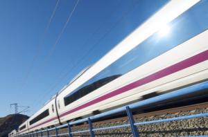 Bahn Frankfurt nach Berlin