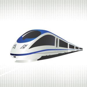 Bahn nach Bremen