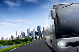 Fernbus nach Frankfurt