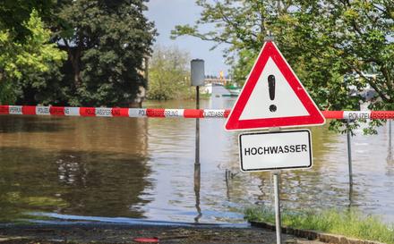 Hochwasser in Deutschland