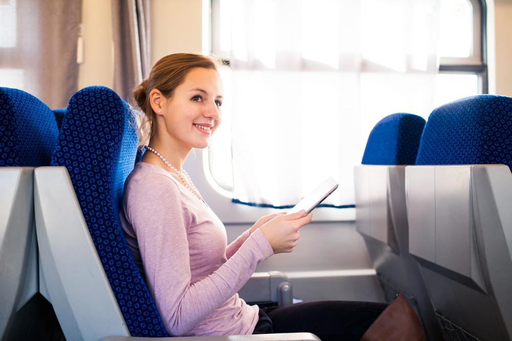 Sitzplatzreservierung der Bahn - welcher Reisetyp sind Sie?