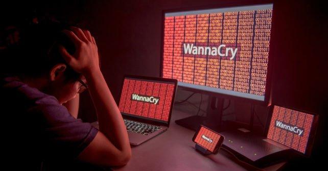 Wannacry Virus Bahn