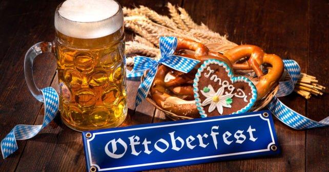Bahn und Hotel zum Oktoberfest nach München
