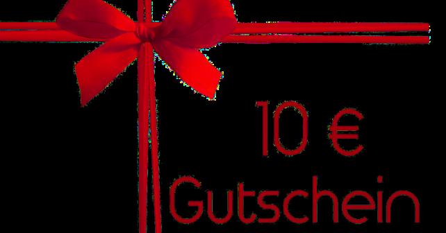 10 Euro Bahn Ferrero Gutschein