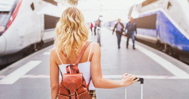 Sommerticket der Bahn - 4 Fahrten ab 76 Euro