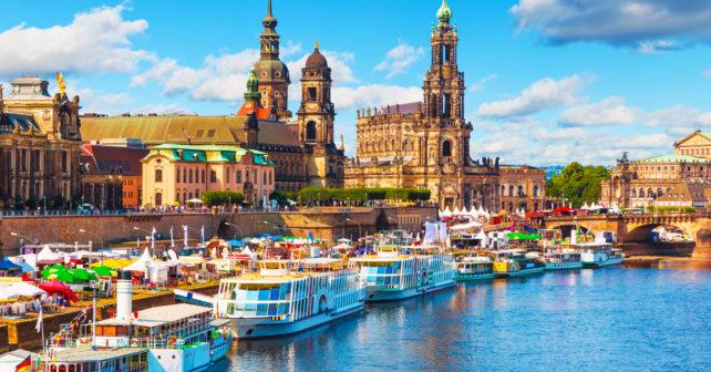 Mit der Bahn nach Dresden und die Schönheit Sachsens erkunden